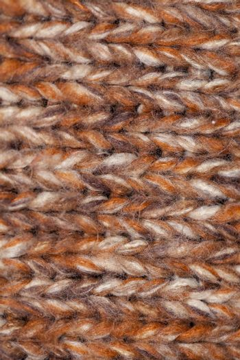 various shades of brown color, background with textiles