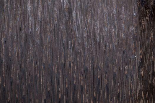 dark old brown board, background, close up
