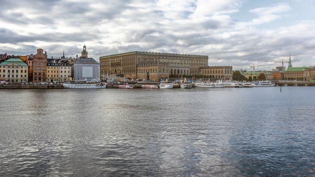 palace in Stockholm Sweden