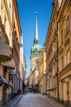 scenery of Stockholm Sweden
