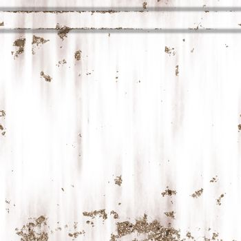 An illustration of a seamless rusty metal texture background
