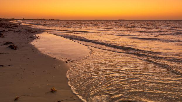 sunset at Jurian Bay western Australia