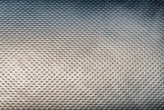 Closeup of a textured fabric background