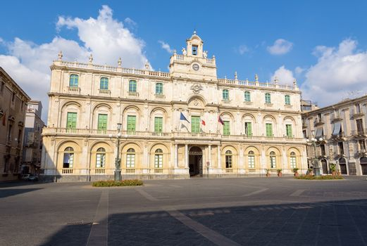Building of University of Catania