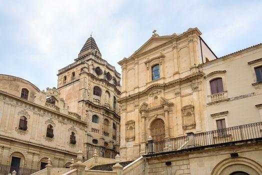 Church of San Francesco Assisi in Noto