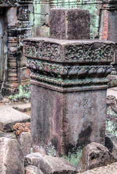 Indochina Discovery jungles of Angkor, Cambodia