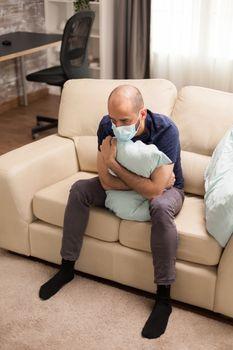 Quarantine depression and anxiety