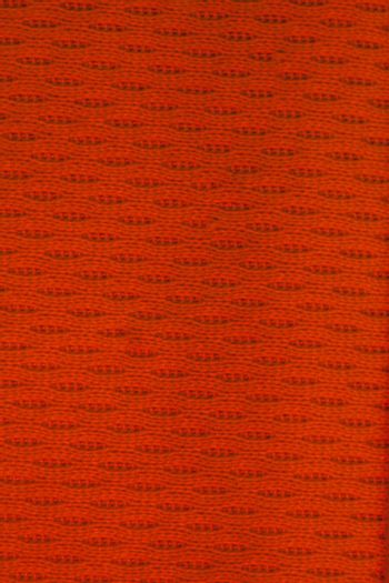 Red striped and woven material background