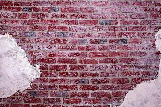 concrete tiled pavement background, wall texture, color
