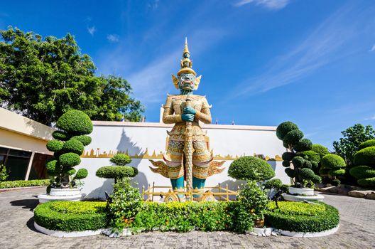 Mini Siam, Pattaya, Chonburi Province, Thailand. - June 3, 2017.