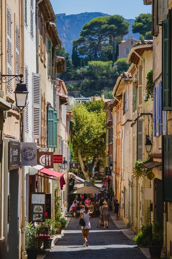 The South of France