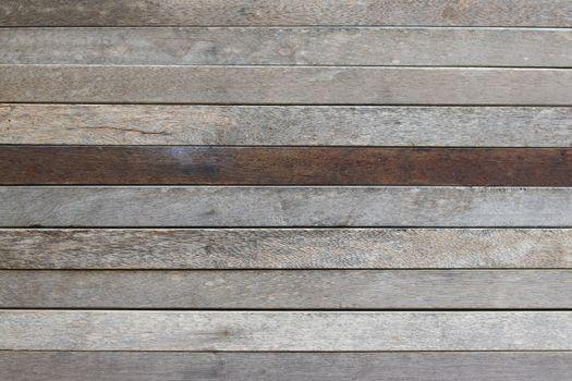 Old wooden pattern background. Old wood strip background.