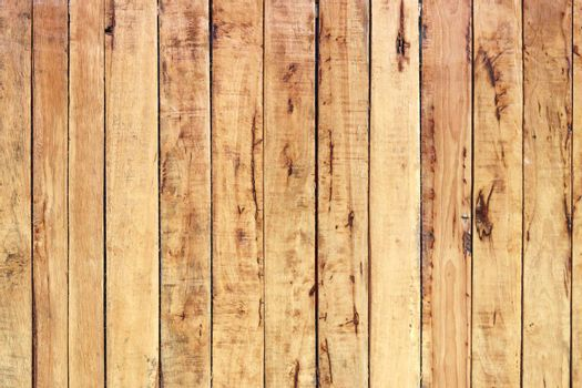 Light brown wood panels background. Wooden plank background.