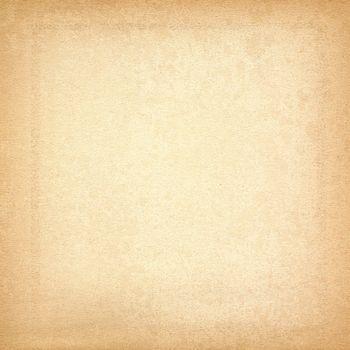 Old blank sheet of paper. Grunge cardboard background