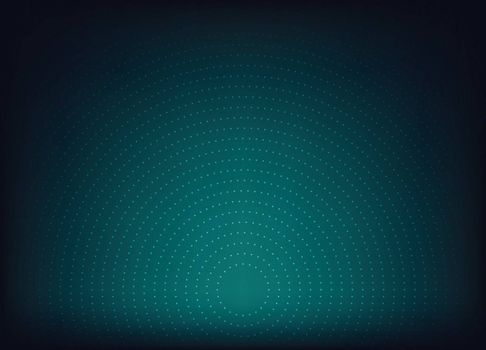 Abstract modern dot on gradient background.
