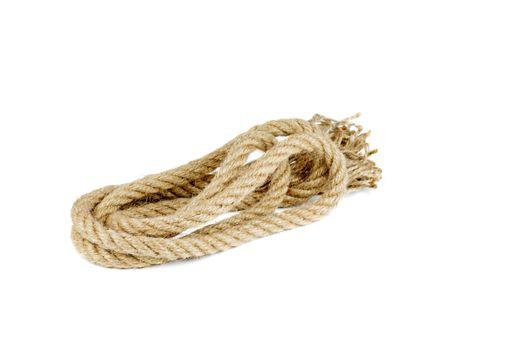 Coarse rope