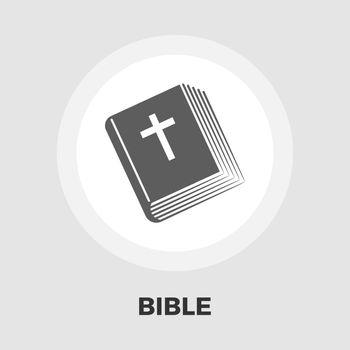 Bible flat icon