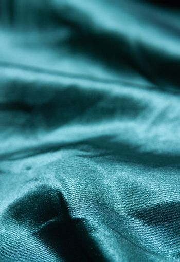 Abstract smooth silk background closeup