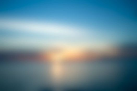Abstract defocused  blurred background