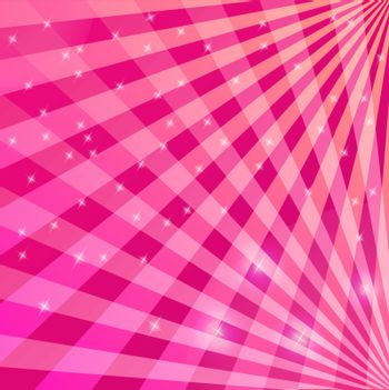 Colorful colorful holiday background with intersecting lines