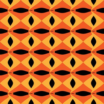 Seamless geometric pattern. The ideal solution for textile, packaging, paper printing, plain backgrounds and textures.