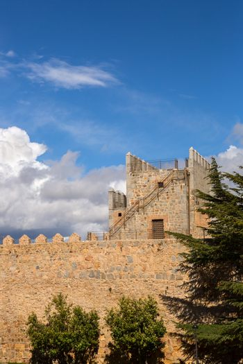 Ancient fortification of Avila