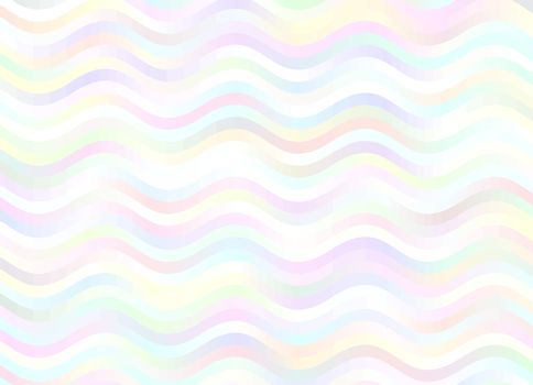 pastel color waves background pattern light and shine