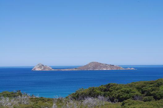 Beautiful national park in Australia