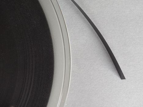 magnetic tape reel