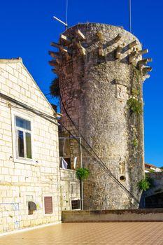 Lombardo Tower, Korcula