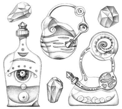 Alchemy tools