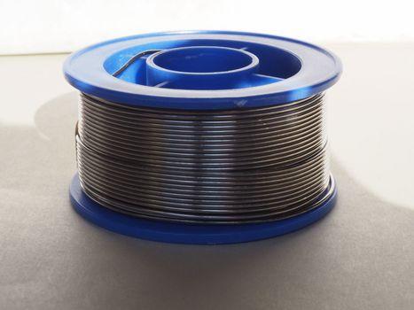 solder wire spool