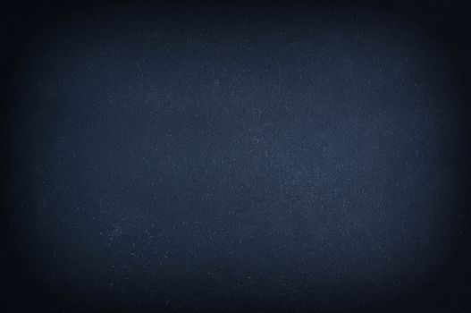 Blue slate as background and with space for writing