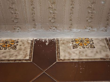 scagliola (fine plaster) stucco