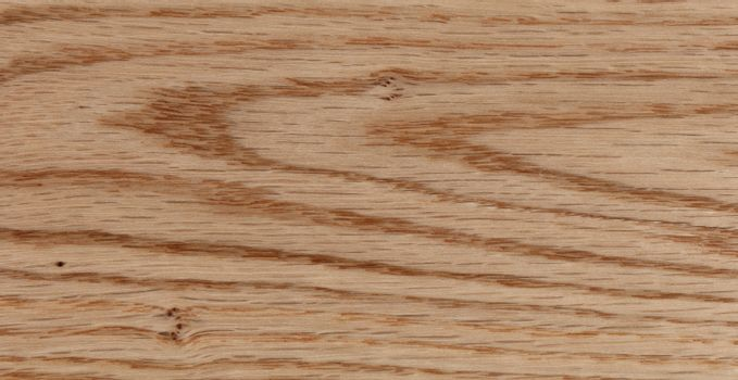 Solid American red oak wood texture background in filled frame f