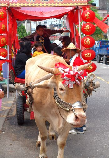 The Wannian Folklore Festival 2013 in Kaohsiung, Taiwan