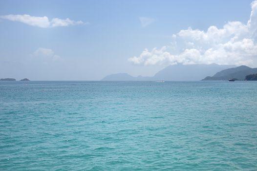 Turkish seascape