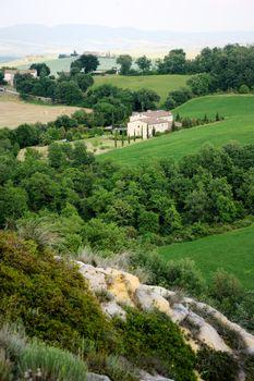 Countryside at Tuscany