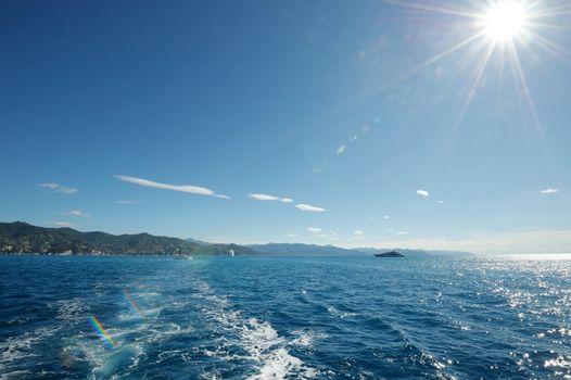 Italian seascape