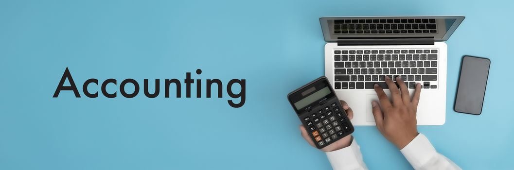 Business People Accounting Document Information Financial  analyzing financial reports
