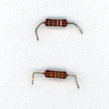 passive resistor component