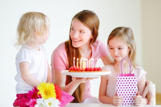 Mommy's birthday