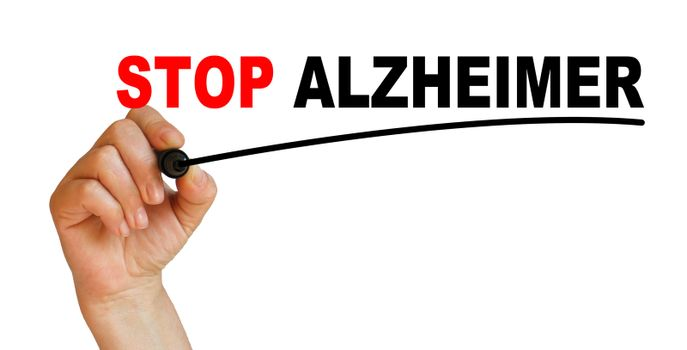 STOP ALZHEIMER
