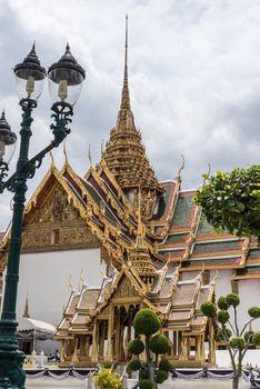 Phra Thinang Dusit Maha Prasat in Royal Palaceas