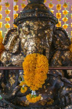 Ganesha God of wisdom statue