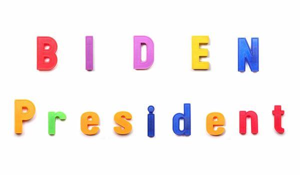 Biden for President of the USA