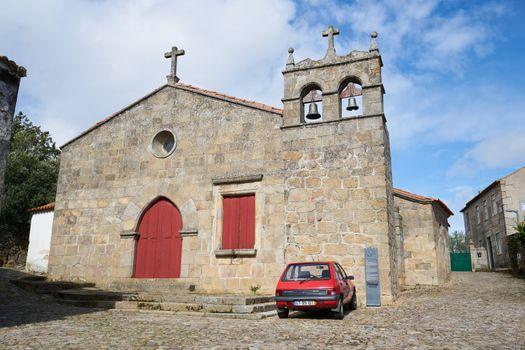 Church in Pinhel, Portugal