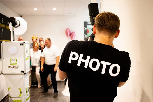 wedding photographer photo booth party photos event. High quality photo
