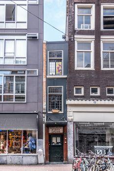 De Groene Lanteerne Restaurant, Amsterdam Netherlands.