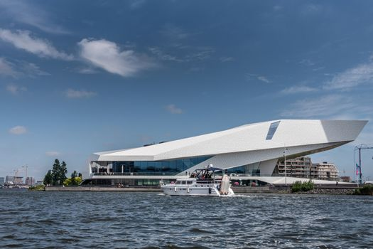 Eye Film Museum, Amsterdam Netherlands.